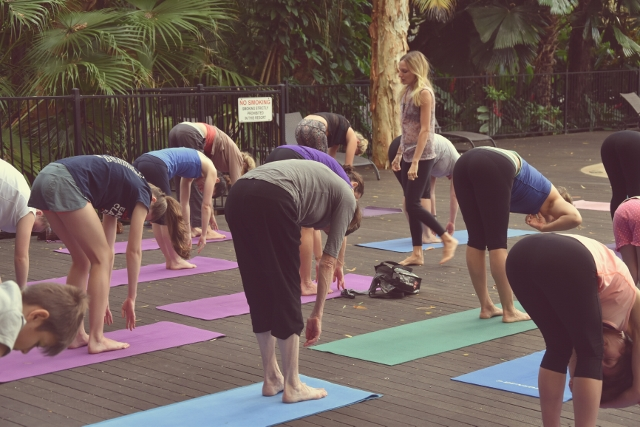 Yoga Classes in Cairns