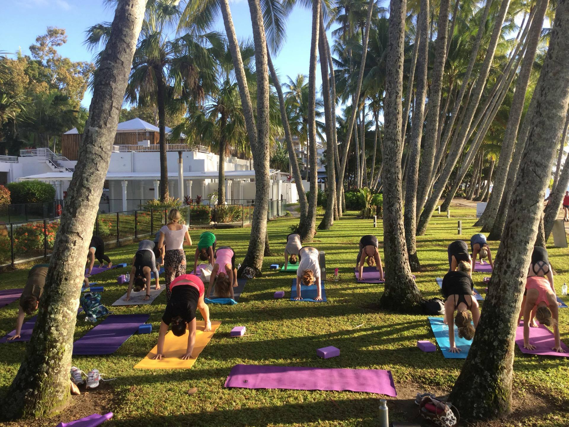 Cairns Yoga Classes