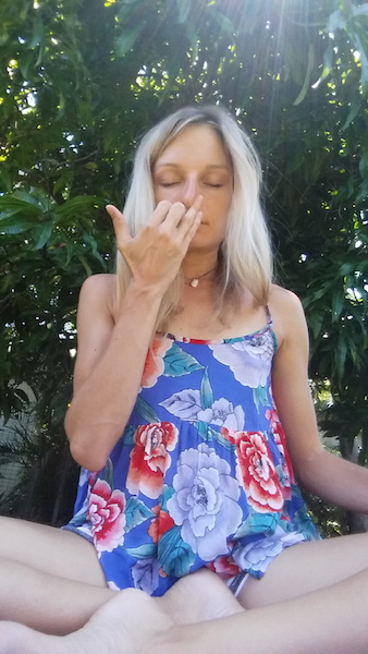Nadi Shodhana (Alternate Nostril Breathing)