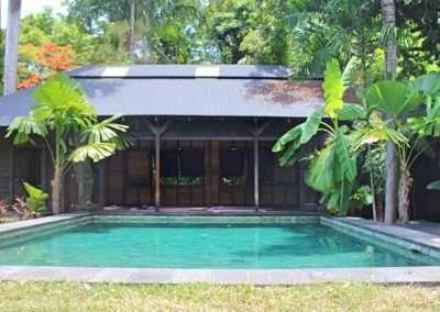 Bali Hut Front
