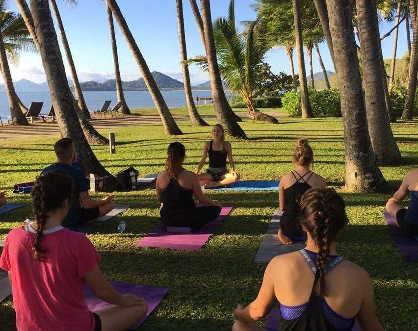 Yoga Retreats Cairns