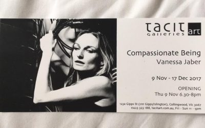'Compassionate Being' By Vanessa Jaber