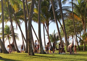Cairns Beach Yoga Retreat