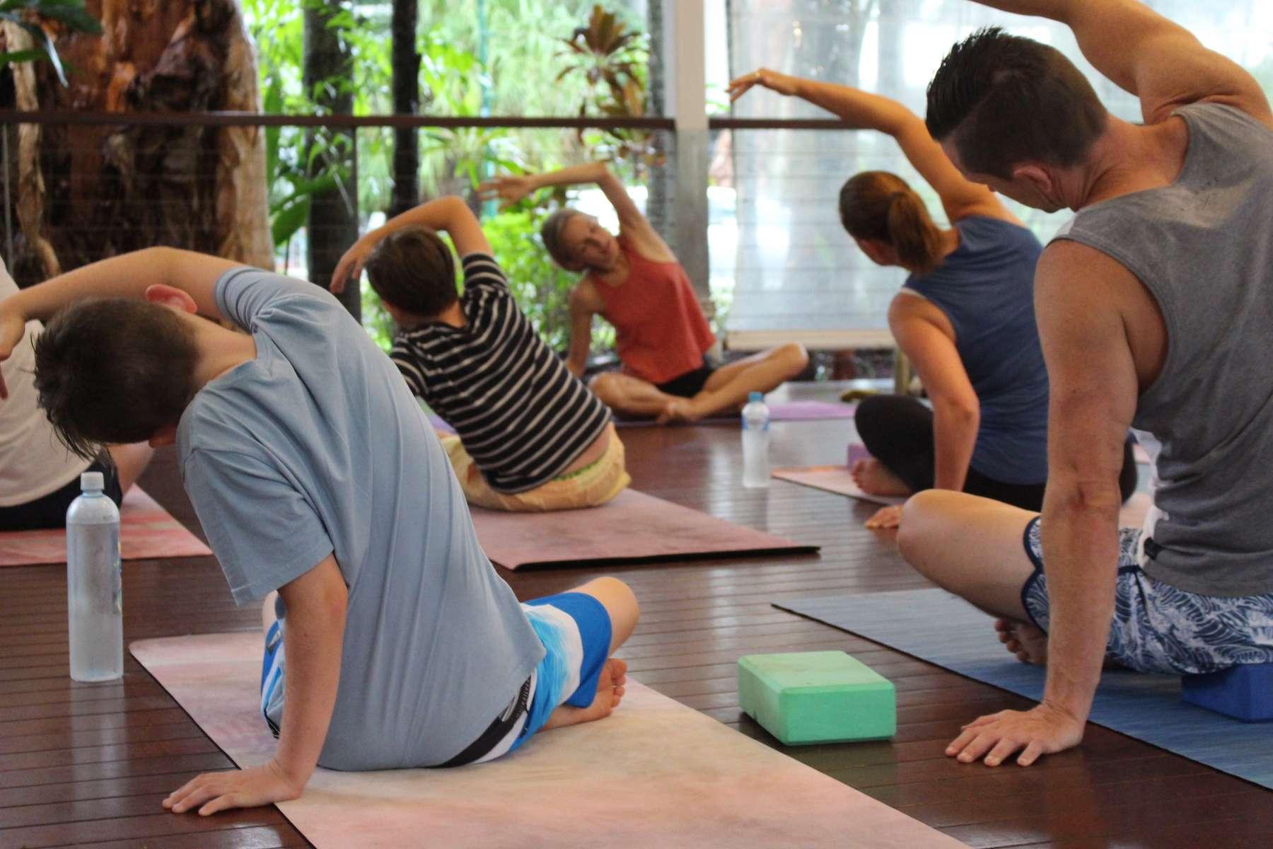 Beginners Yoga Palm Cove