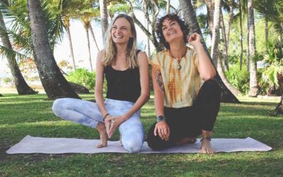Beginners Yoga Class in Palm Cove