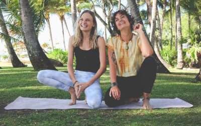 Beginners Yoga Class in Palm Cove