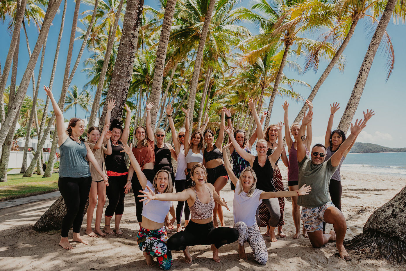 Yoga in Palm Cove