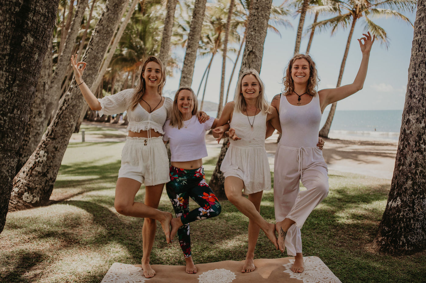 Palm Cove Yoga Teachers