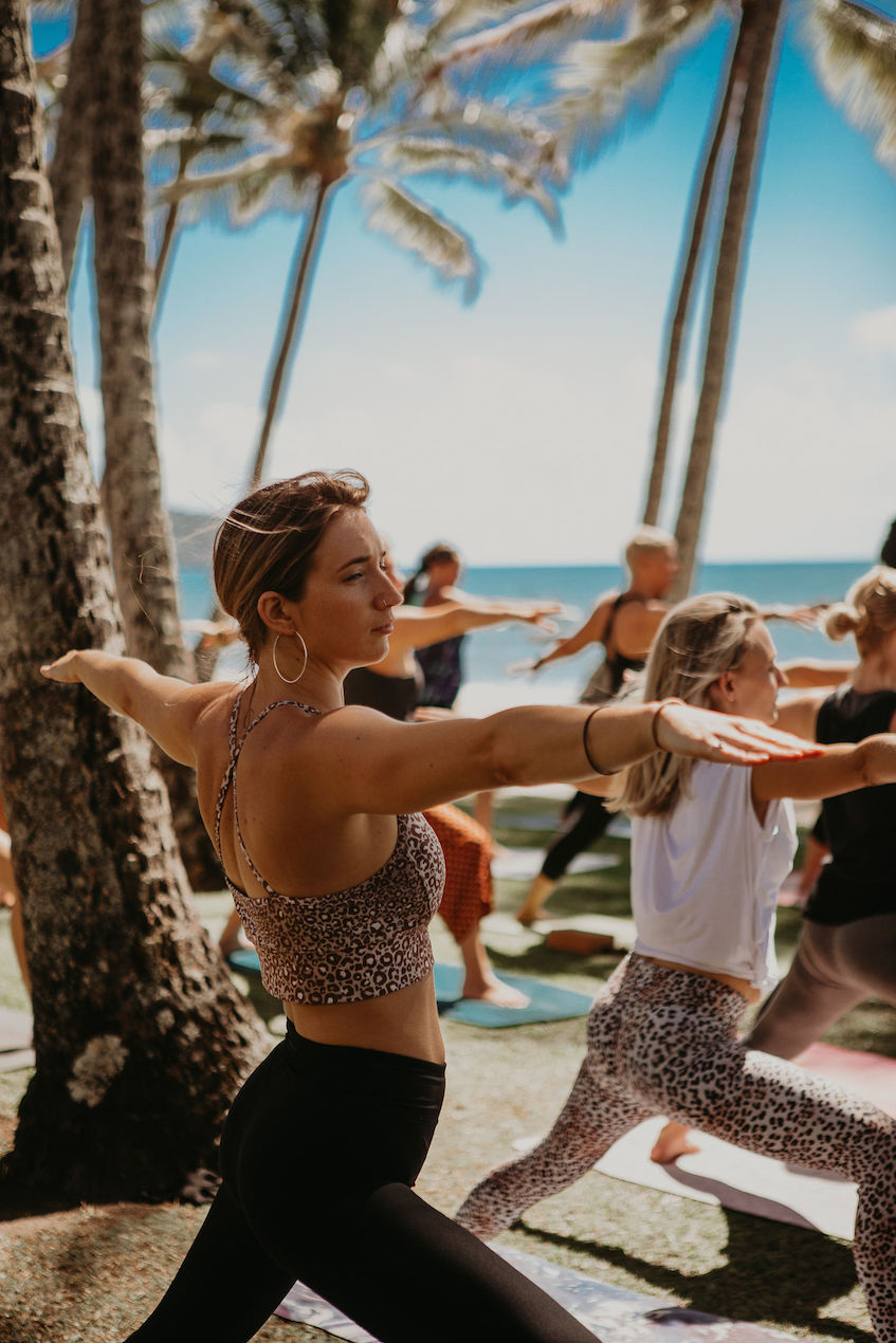 Vinyasa Yoga Cairns