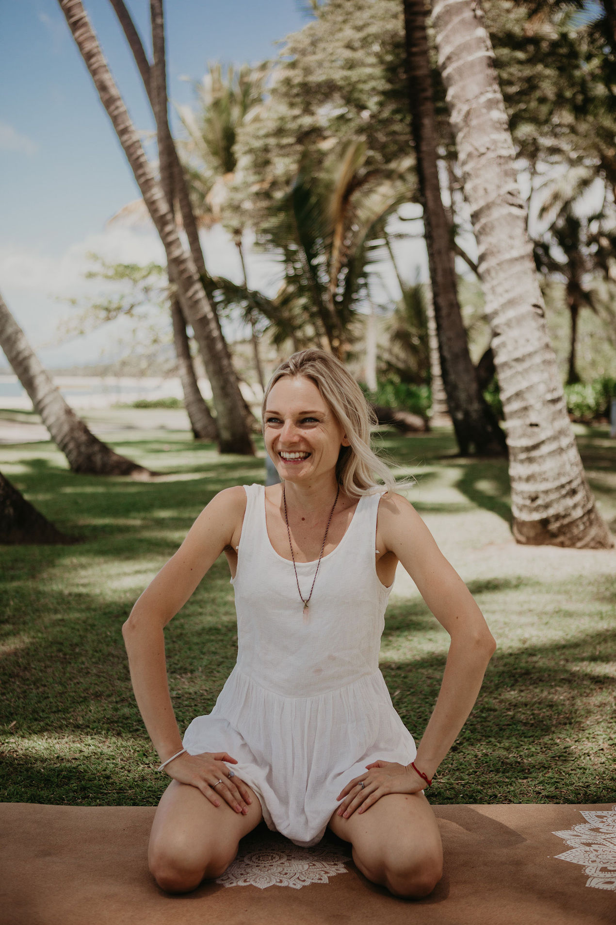 Palm Cove Yoga Teacher