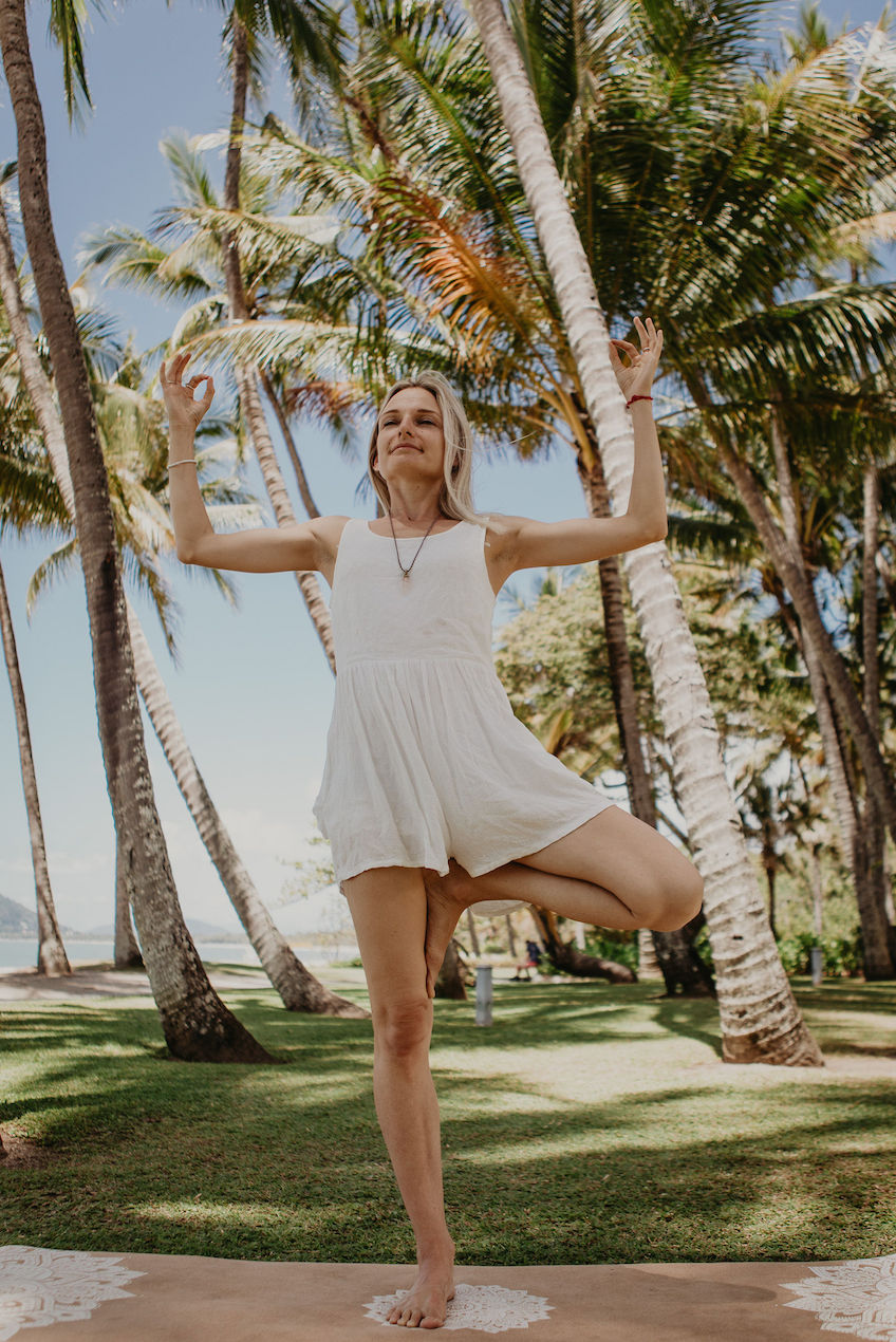 Palm Cove Yoga Teacher