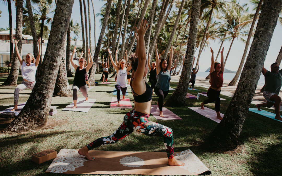 Best Spots For Yoga In Cairns